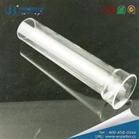 厂家供应优质碳硫仪石英燃烧管,石英管价格