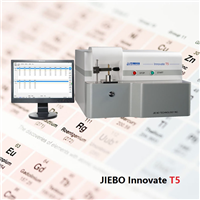 CCD直读光谱仪 Innovate T5型全谱直读光谱仪 杰博制造厂家