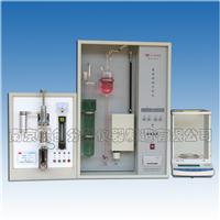 智能高速碳硫分析仪(不定量称样全自动数显打印一体化高速碳硫分析仪)