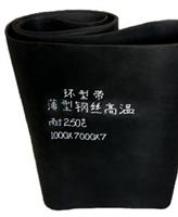 超耐磨耐高温薄型环形带