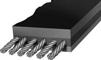 普通型钢丝绳芯提升带