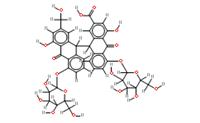 SBJ-I0390番泻苷D标准品,CAS:37271-17-3