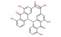 番泻苷元B标准品,CAS:517-44-2