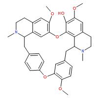 SBJ-I0396防己诺林碱标准品,CAS:33889-68-8