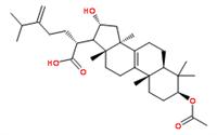 SBJ-I0393茯苓酸标准品,CAS:29070-92-6