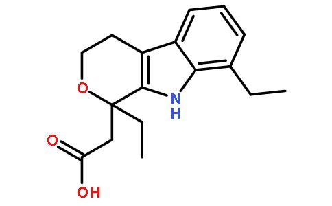 依托度酸标准品,41340-25-4