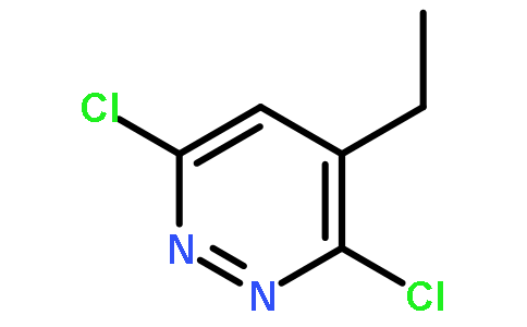 3,6-二氯-4-乙基哒嗪,107228-54-6