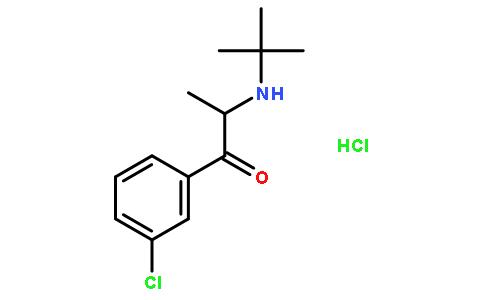 盐酸安非他酮,31677-93-7