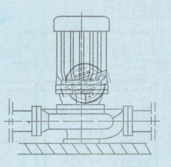 横式抽送水用