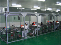 LED封装净化车间企业,十万级空气净化工程,滨州/日照/威海/泰安/济宁/潍坊/烟台