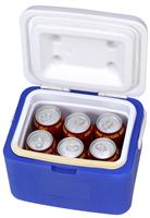 母乳冷藏储运箱价格,2-8度胰岛素冷藏配送箱,温州便携式小号无源保温箱5L