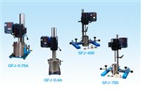SFJ-400/750&GFJ-0.4A/0.75A砂磨、分散、搅拌多用机(交流变频)