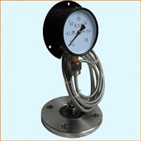 YTP-150MRL隔膜压力表(软管连接)