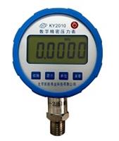 KY2010数字精密压力表产品特点及量程范围选型表